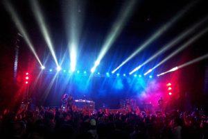 DEFTONES LIVE IN BANGKOK 2013